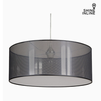Decke Licht Baumwolle und polyester Schwarz durch Glanz Inline-in Pendelleuchten aus Licht & Beleuchtung bei