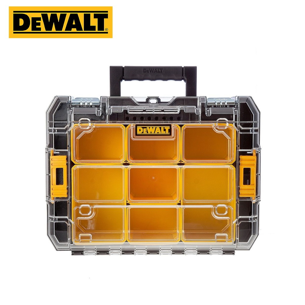 Tool Box DeWalt DWST1-71194 Tool Accessories Construction Accessory Storage Box Delivery From Russia