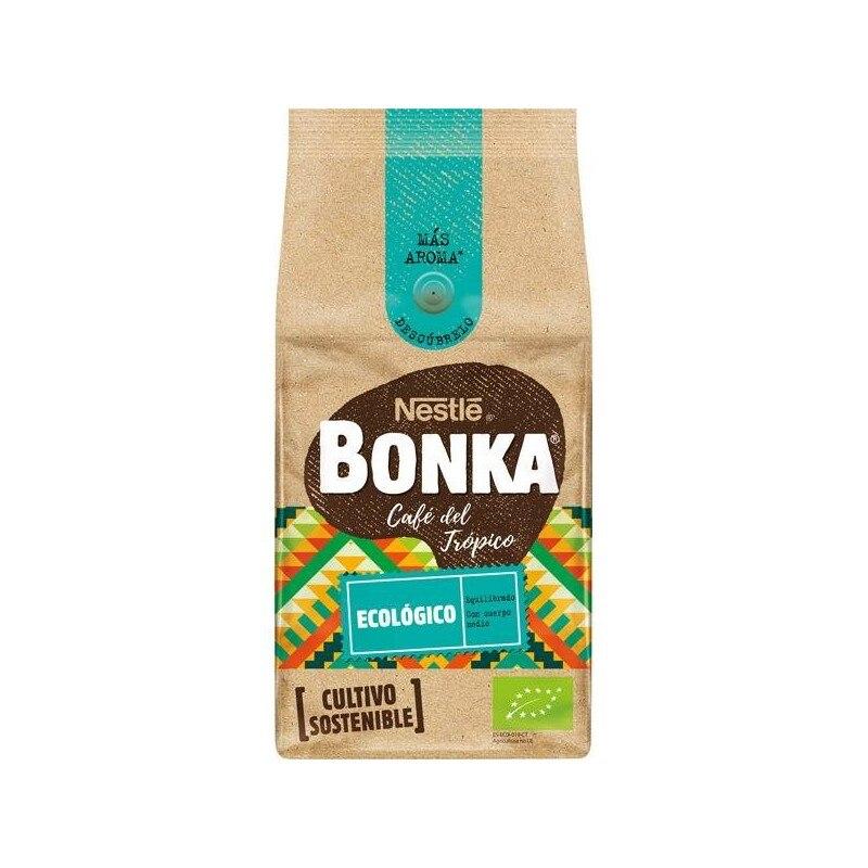 Organic Bonka ground coffee 220g