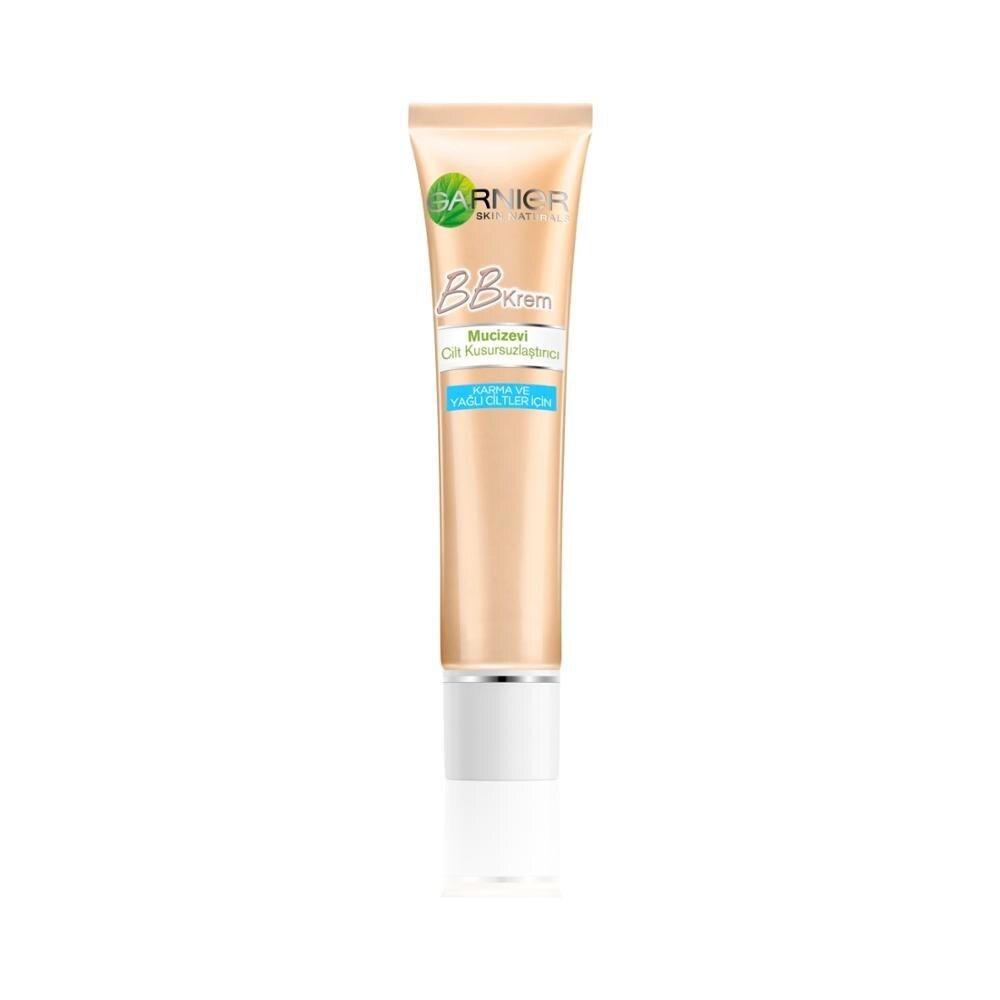 garnier bb creme milagroso pele aperfeicoando combinacao pele oleosa tom de luz luz 40 ml