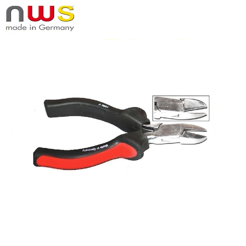 NWS Crosscutter side cutter 130 mm, dielectric pens Pliers Nippers Jewelry Electric Wire Cable Wire stripper 3m single conductor braided shield cable guitar pickup wire 22awg