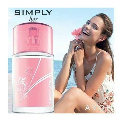 Avon Einfach Frauen Ihre Edt 50 Ml Parfüm