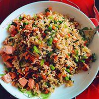 扬州炒饭。四川版的做法图解6