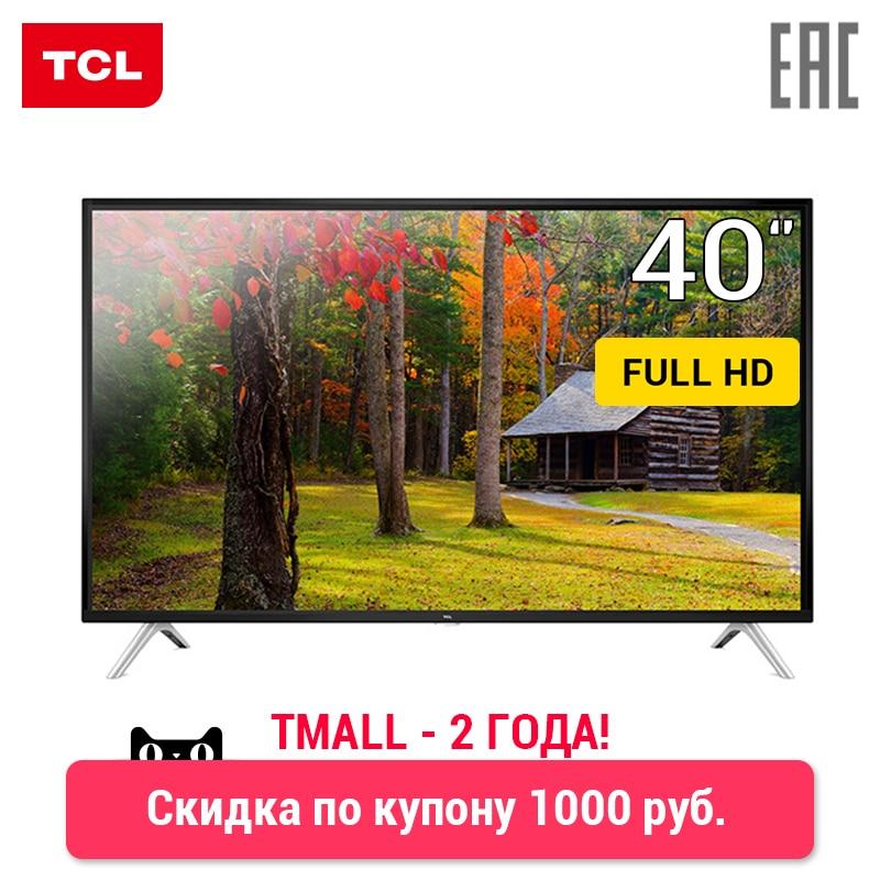 TV 40 TCL LED40D2910 FullHD 4049inchTV dvb dvb-t dvb-t2 digital