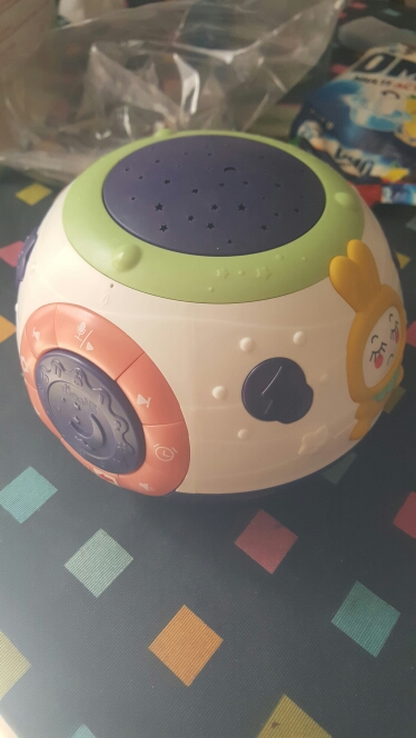 Starry Baby Night Light photo review