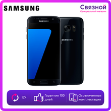 Уцененный телефон Samsung Galaxy S7 4/32GB, Б/У, состояние хорошее