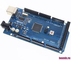 MEGA 2560 R3 Arduino совместимая плата