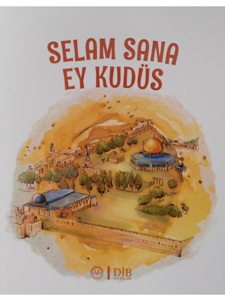 SELAM SANA EY KUDÜS  İlk Kıblemiz Mescidi Aksa'nın Mukaddes Şehri Peygamberler Yurdu Peygamberimizin Miraç Kapısı Filistin