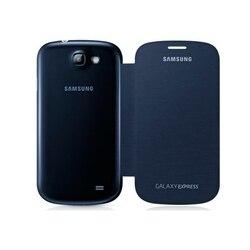 Folio etui na telefon Samsung Galaxy Express I8730 niebieskie na