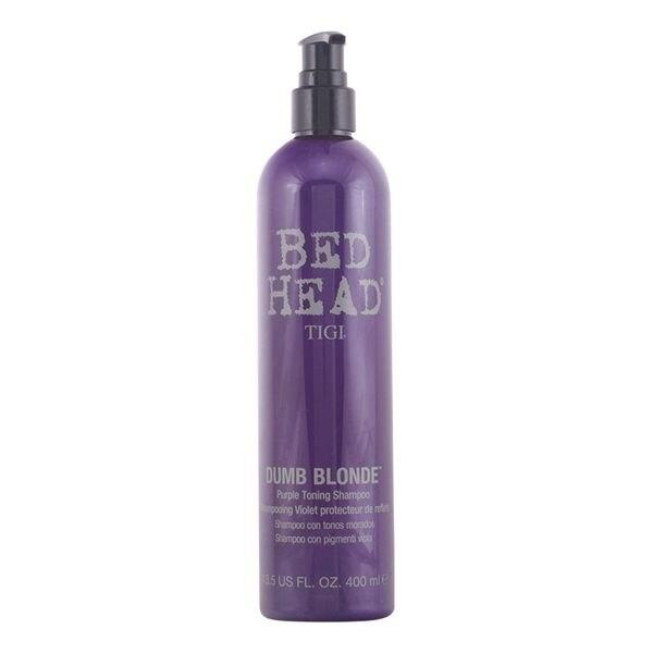 Shampoo Bed Head Dumb Blonde Tigi (400 Ml)