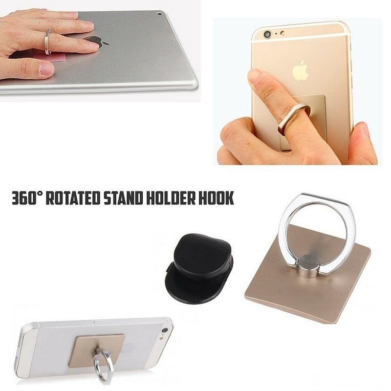 Ring Universal Support From Phone Mobile For Smartphone Tablet Choose Color