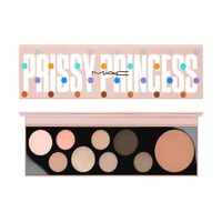 MAC Cosmetics PERSONALITY PALETTES / PRISSY PRINCESS Eye shadow palette NINE Color Pastel Colors Eye Makeup Eye shadow