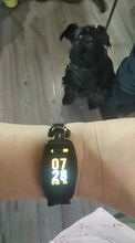 The watch is well packed, easy to handle, look good. Menu and instruction in Russian langu