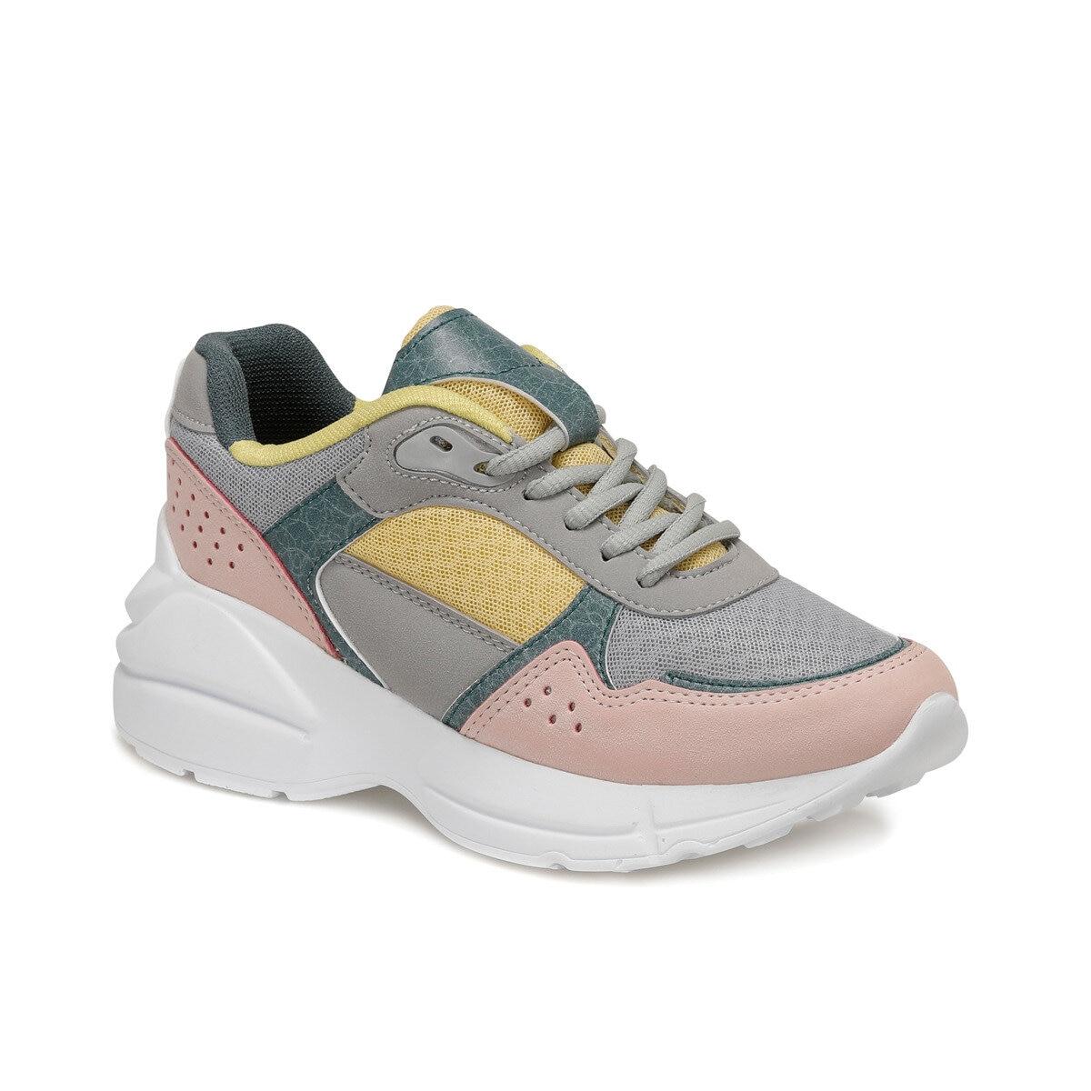 FLO AVA W Gray Women 'S Sneaker Shoes KINETIX