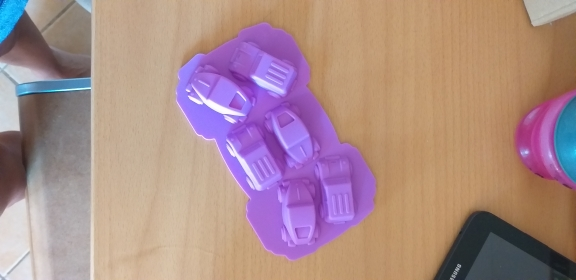 3D Car Baking Tool Silicone Mold photo review