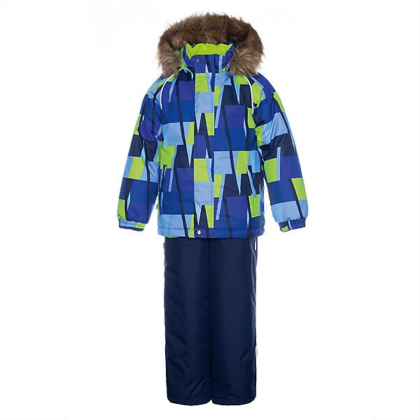 Set Huppa Winter jacket and pants