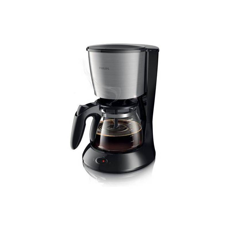Electric Coffee Maker Philips HD7462/20 (15 Cups) (15 Cups) Black