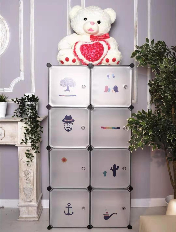 Modular Cabinet Storage