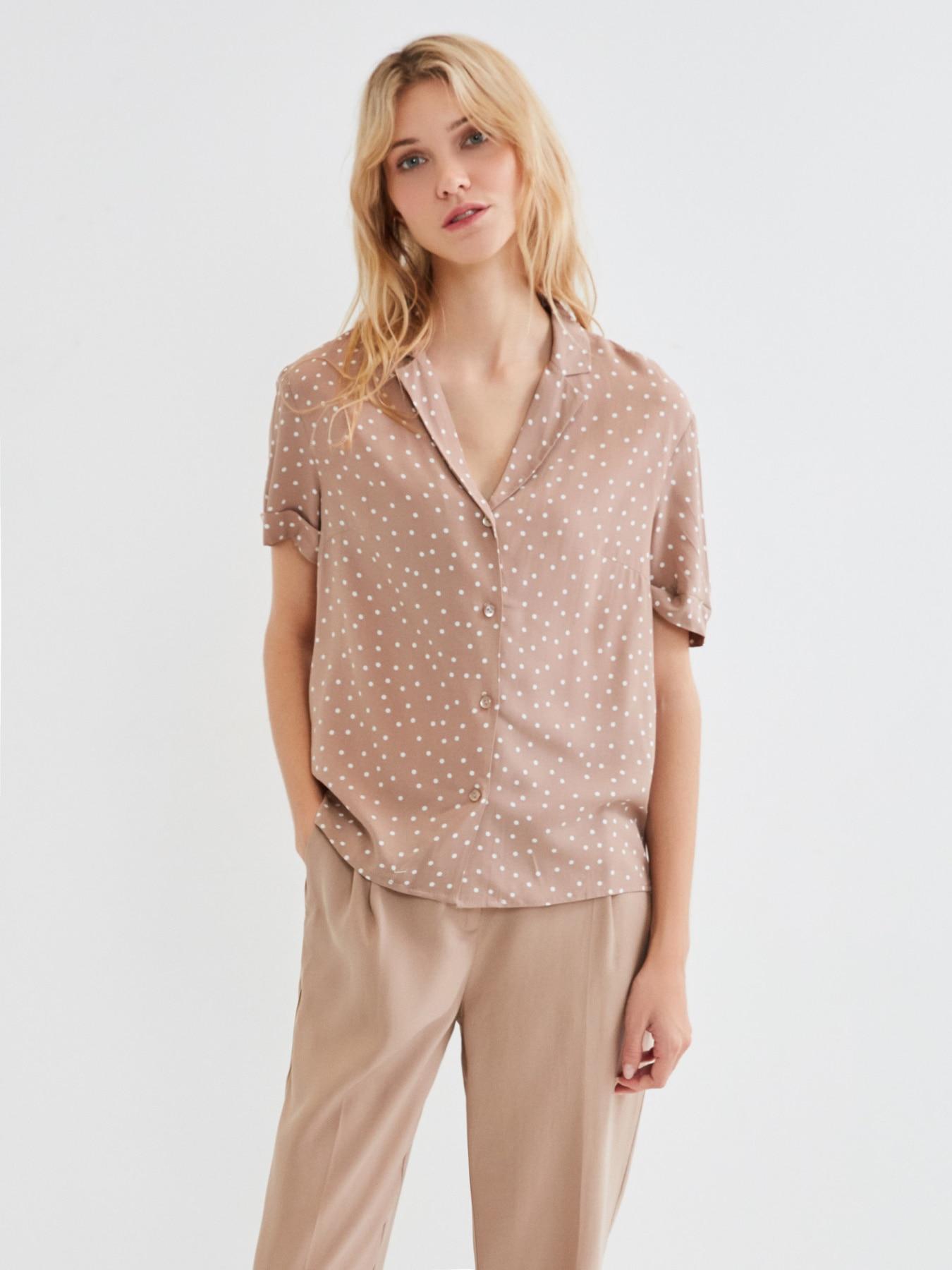 Летняя блузка 0225000303|Блузки| | АлиЭкспресс