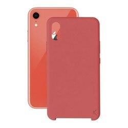 Pokrowiec na telefon Iphone Xr KSIX miękki czerwony