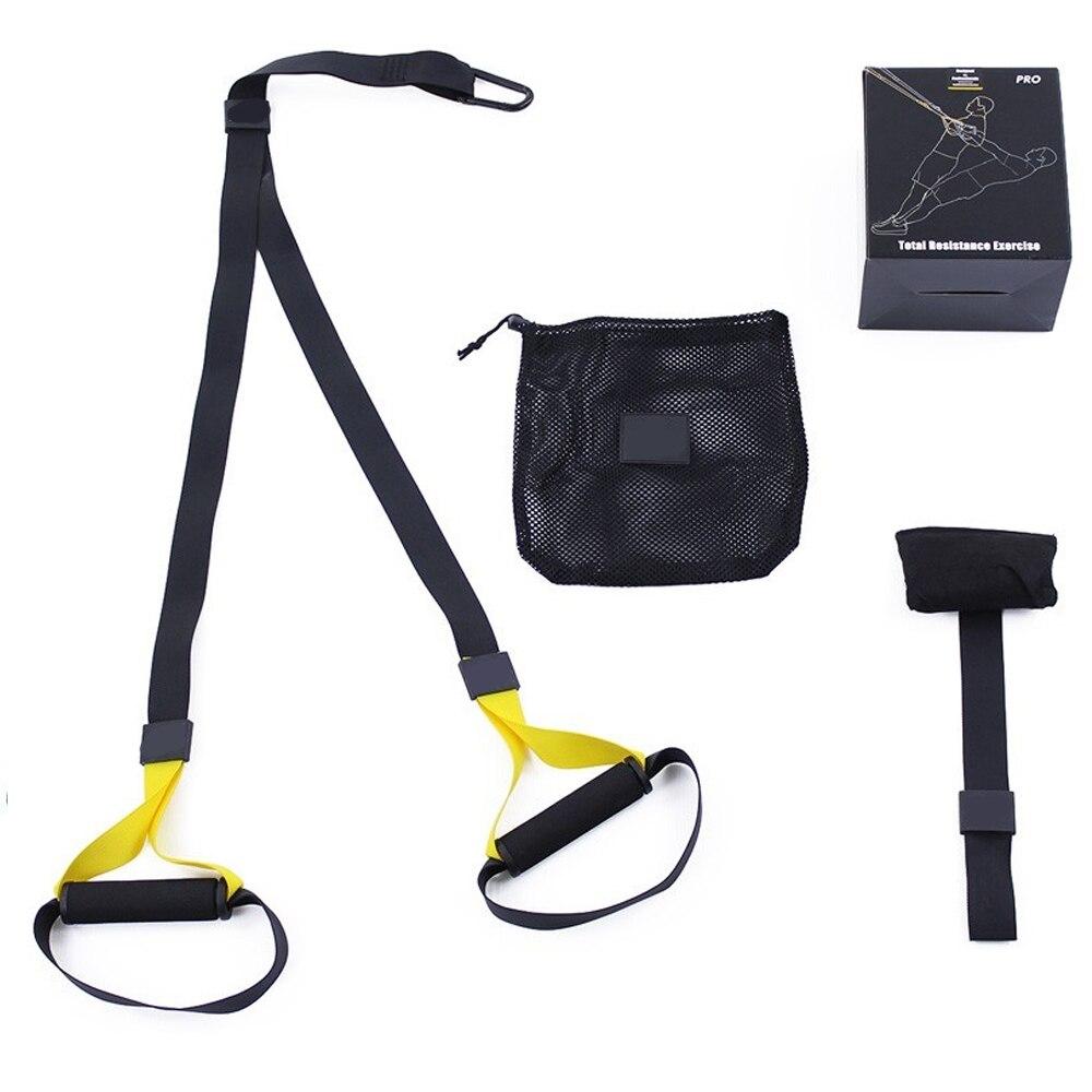 TRX PRO P3 para ejercicio en suspensión crossfit fitness juego de bandas de resistencia para entrenamiento en casa o gimnasio