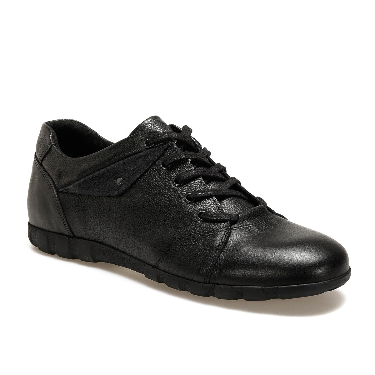 FLO NHT-01 Black Men Casual Shoes Oxide