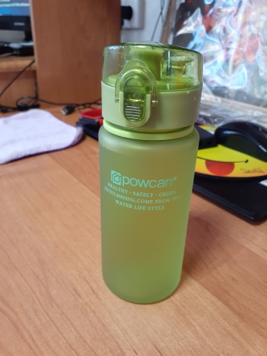 New Water Bottle 400ML 560ML Fruit infusion bottle plastic Infuser Drinking Outdoor Sports Juice lemon Portable Climbing Waters-in Water Bottles from Home & Garden on AliExpress