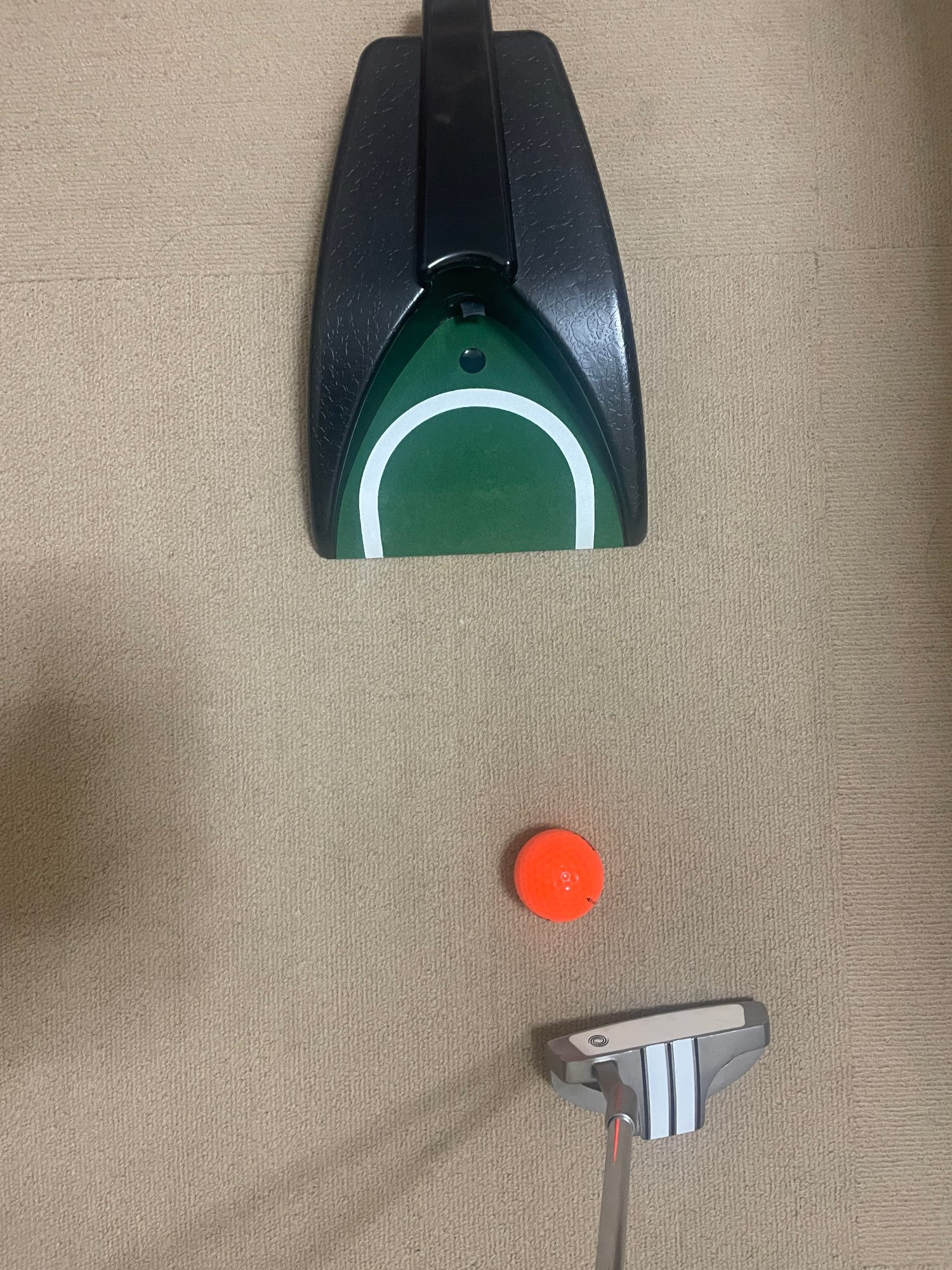 Automatic Golf Ball Return photo review