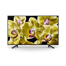 "Smart tv sony KD43XG8096 4"" 4 K Ultra HD wifi HDR черный серебристый"