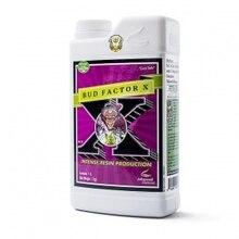 Стимулятор Advanced Nutrients Bud Factor X 1L. Жидкий для гидропоники. Разработан таким образом, чтобы достичь не только наивысшего качества, но и максимального объема урожая
