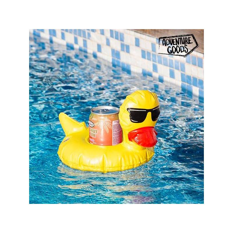 Stand Inflatable Cans Duck Adventure Goods