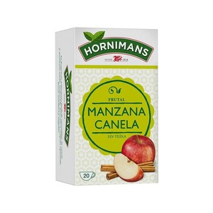 Apple Cinnamon infusion, 20 Hornimans sachets