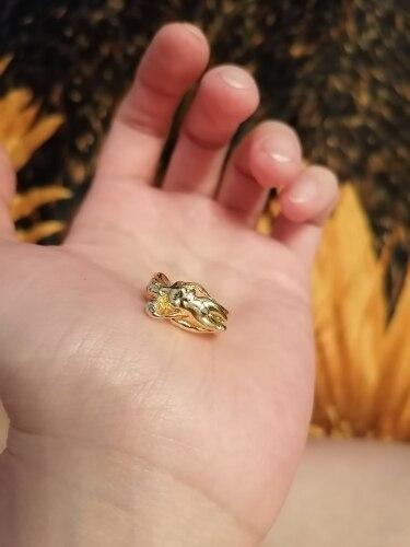 טבעת לגבר ויקינג דגם 0384 photo review