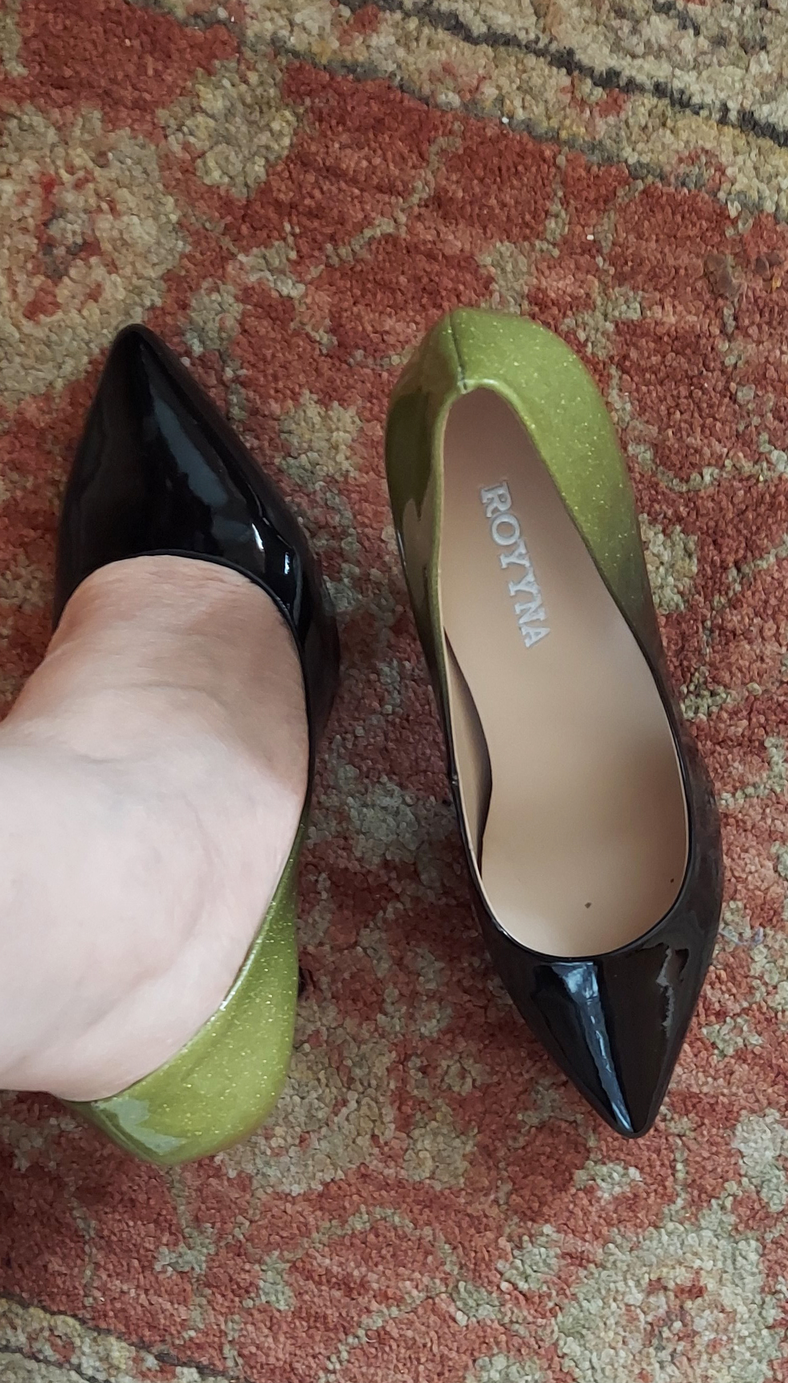Pointed Toe Women Shoe photo review