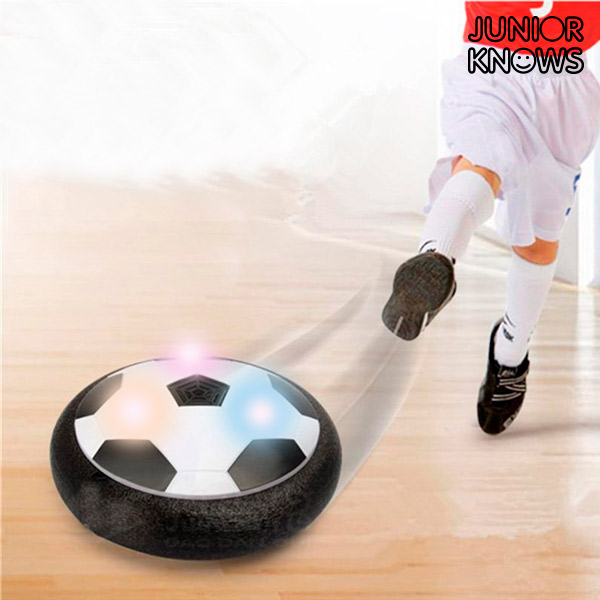 Junior Knows Air Football Set With LED