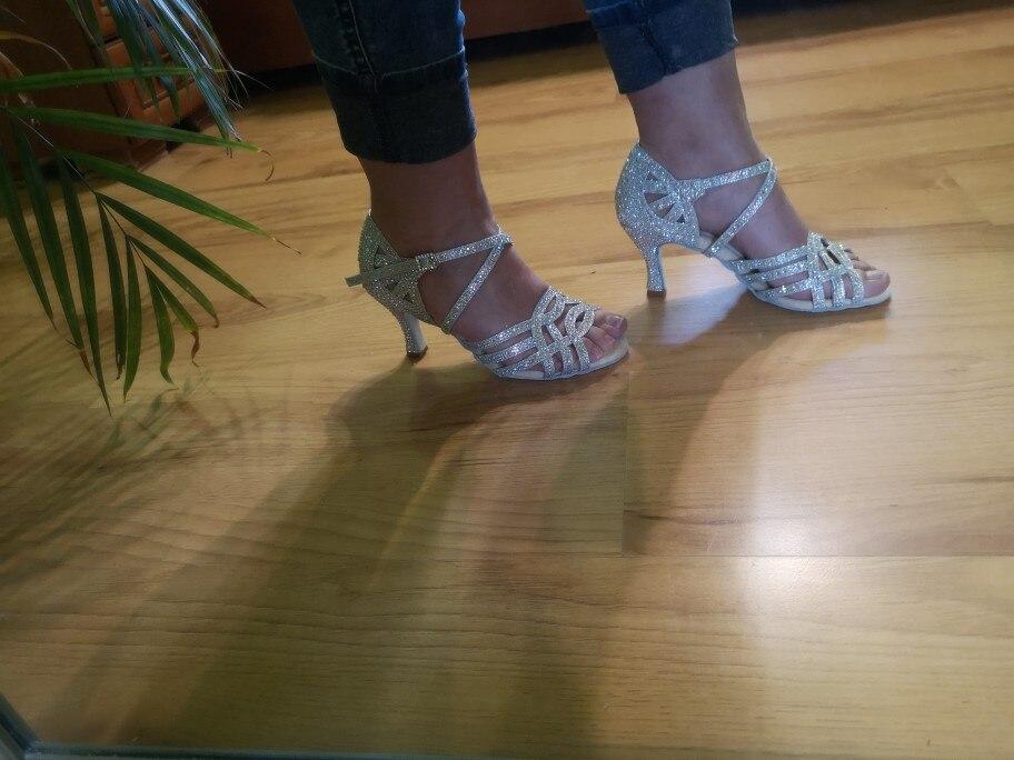 -- Centímetros Ballroom Sapatos