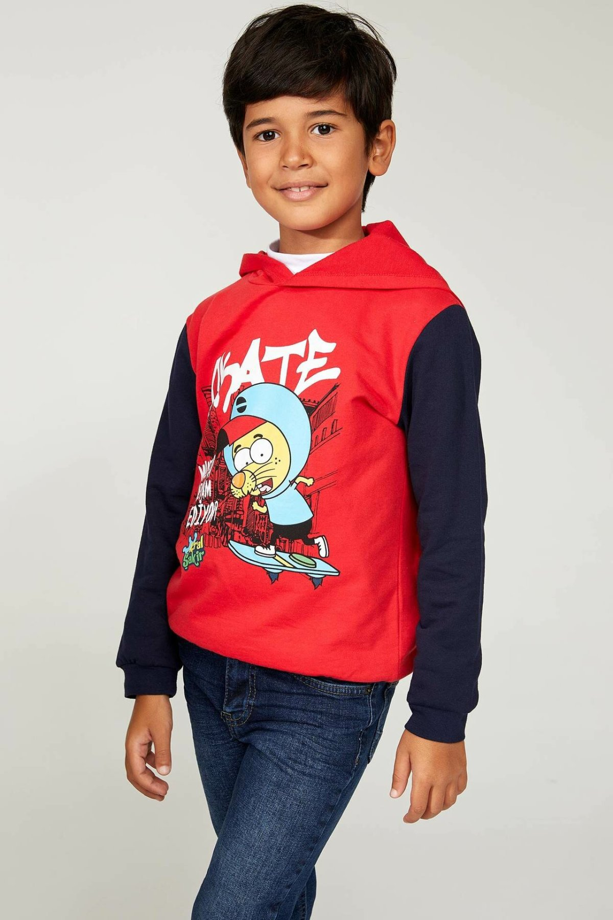 DeFacto Boy Sweat Shirt-L4187A619AU