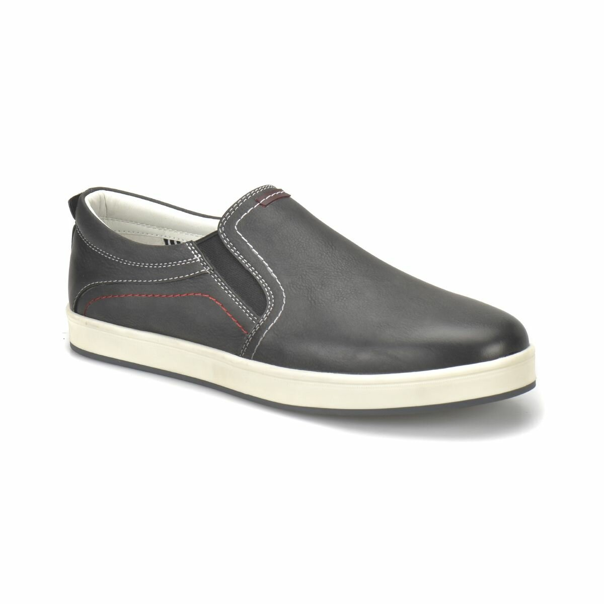 FLO 71412-3 Anthracite Men Shoes Oxide