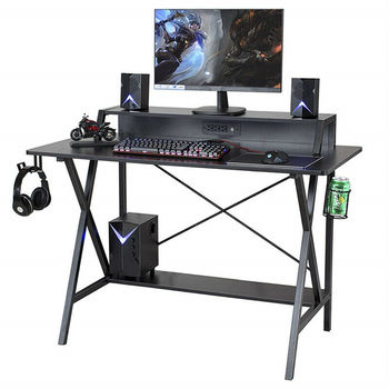 home office gaming desk…