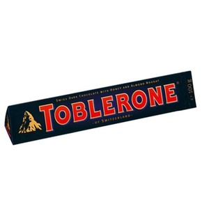Black TOBLERONE 100 grams