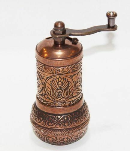 Turkish Coffee Grinder or Spice Grinder 3
