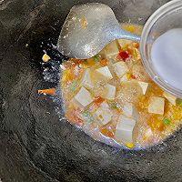 #太太乐鲜鸡汁芝麻香油#鲜鸡汁豆腐的做法图解7