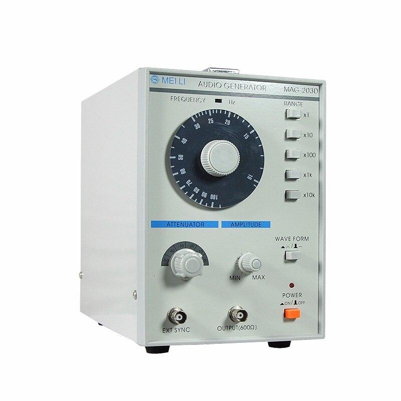 Generatore Di Segnale 10Hz-1MHz -