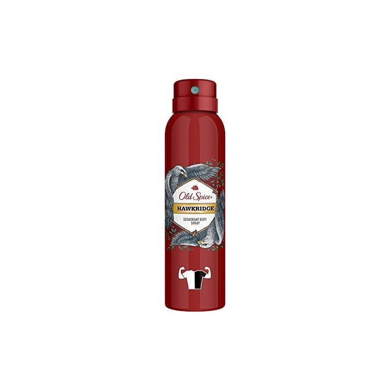 Deodorant Spray Hawkridge Old Spice (150 Ml)