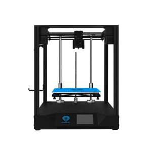 Image 2 - Twotrees 3d impressora sapphire pro completo metal profissional diy núcleo xy bmg extrusora 235x235m tela de toque de 3.5 polegadas com facesheid