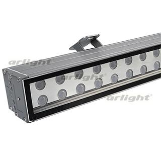 026098 Led Spotlight AR-LINE-1000XL-54W-230V White (Gray, 30 Deg) [Closed] Box-1 Pcs ARLIGHT-Светодиодный ^ 57