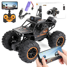 Rc-Car-Toys Camera Remote-Control Buggy FPV Off-Road WIFI Kids High-Speed Children