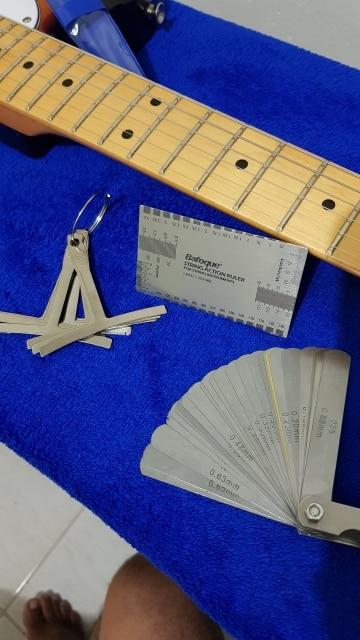juego de 10 unidades Juego de 10 herramientas de reparaci/ón para guitarra molienda cuerda de instrumentos Luthier