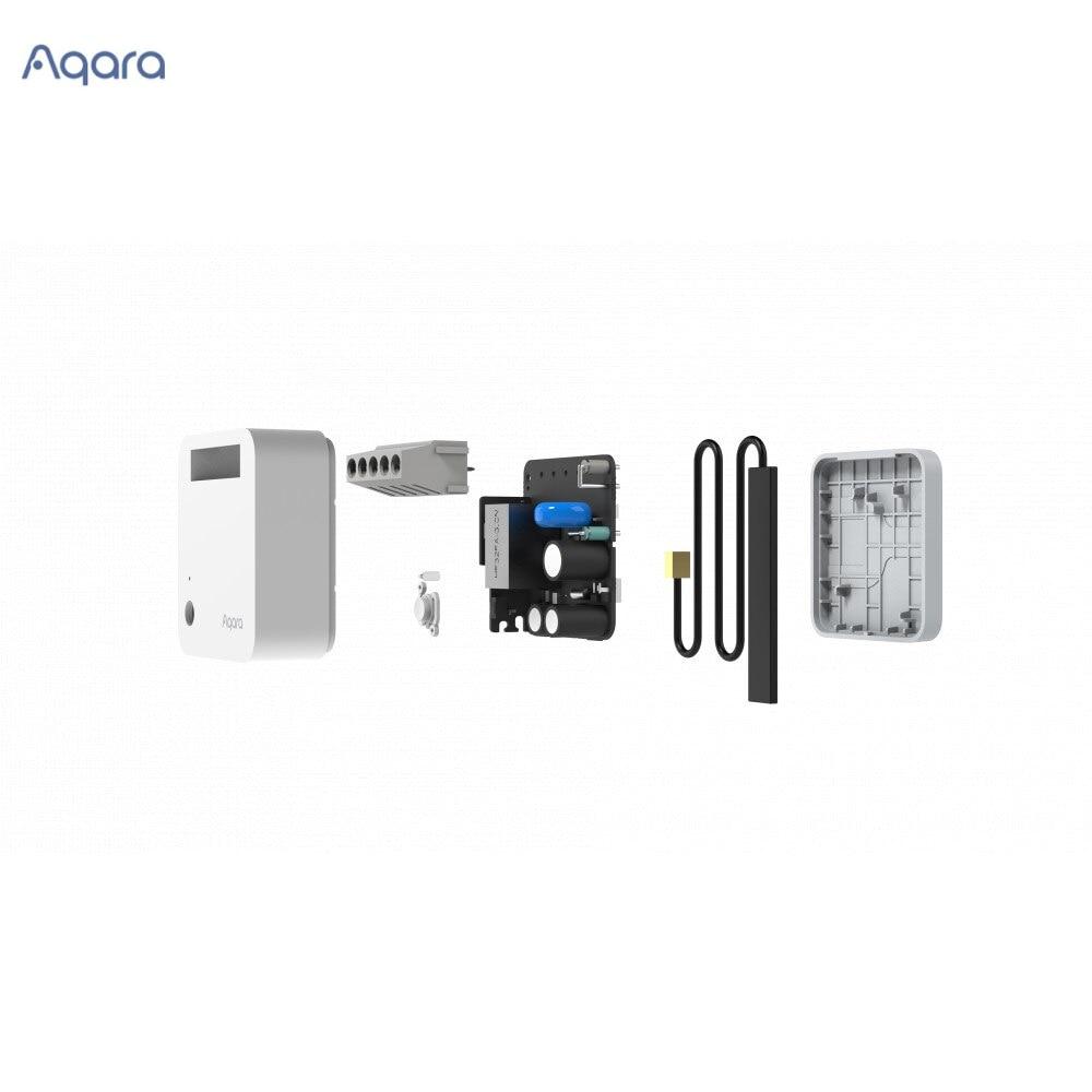 Реле одноканальное T1 (с нейтралью) Aqara Single Switch Module T1 (With Neutral) SSM-U01