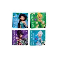 Закладки магнитные Disney Феи